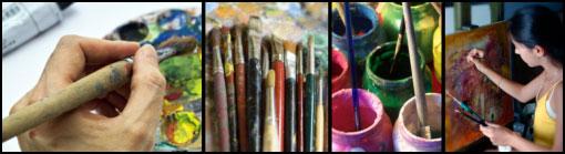 Máme pro vás exkluzivní ručně malované obrazy které se hodí do